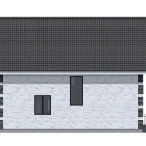 Проект коттеджа АМ-125